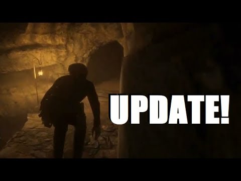 New Secret Found Inside the Devil's Cave in Red Dead Redemption 2!
