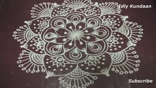 Creative Rangoli Design without Dots | Beautiful Latest Kolam Designs |  Innovative Muggulu Designs