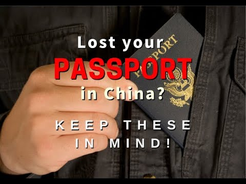 lost-your-passport-in-china?-keep-these-in-mind!