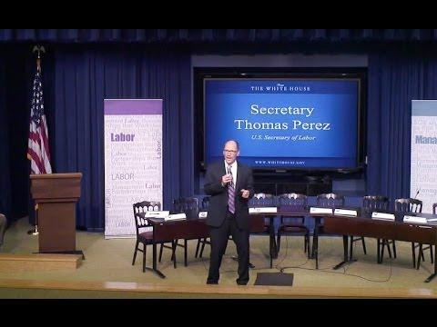 White House Labor/Management Partnership Summit