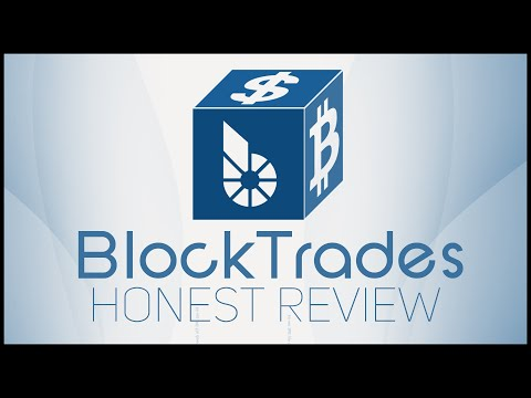 BlockTrades Review - Swap Crypto without KYC Easily
