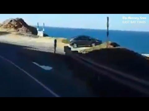John and Ken - San Mateo County Cliff Crash May Be A Hoax