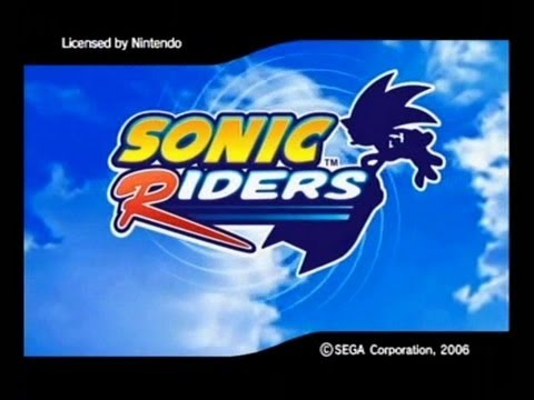 Let's Play Sonic Riders! (Part 1)