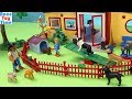 Playmobil Animals Hotel Building Playset Fun Toys For Kids mp3