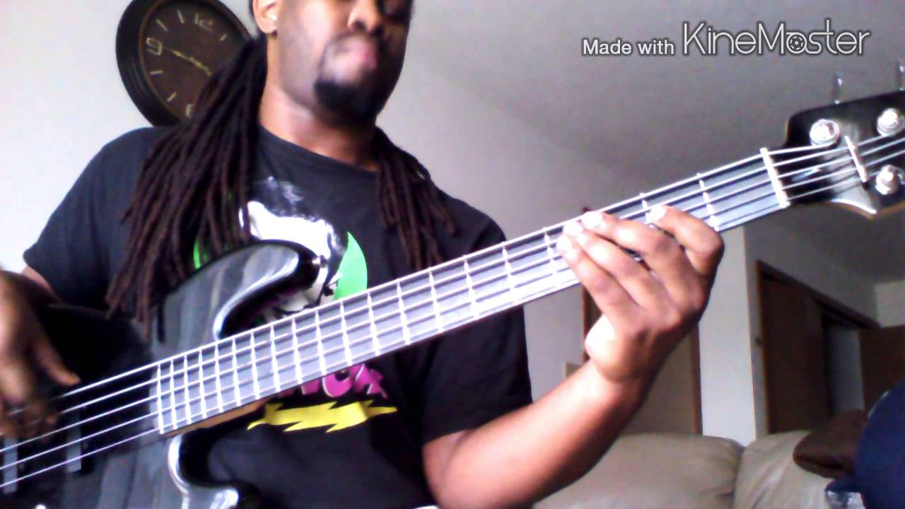 Black Men United- You Will Know (bass cover) - YouTube