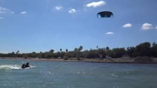 wind in mallorca kitesurfen schule edmkpollensa lernen mit uns Portblue Club kite spot