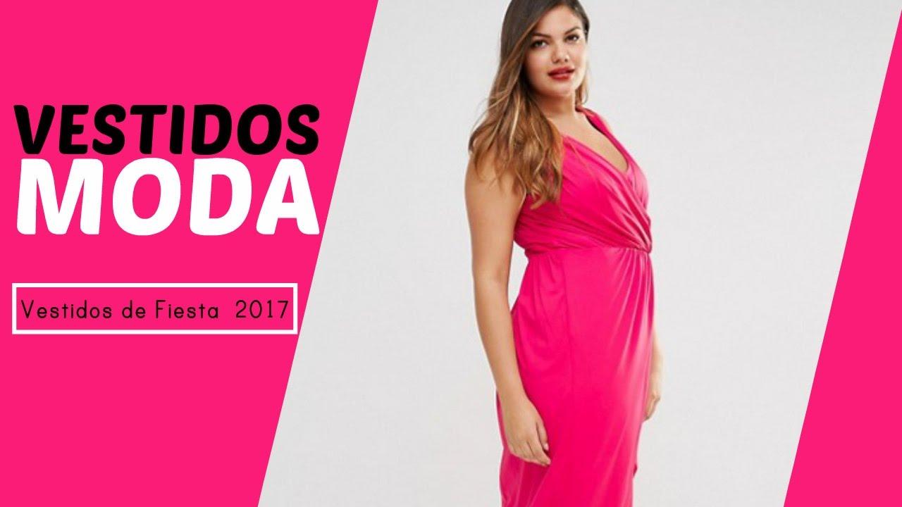 Vestidos para Gorditas para Fiesta 2017 #MODA TALLAS GRANDES - YouTube