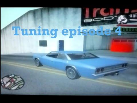 GTA San Andreas - Tuning