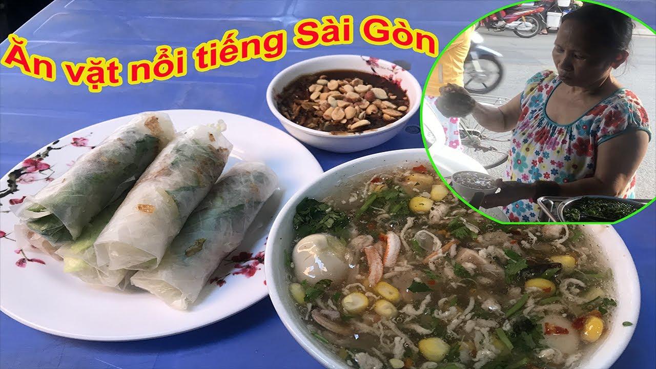 Quán súp cua – bò bía 15 năm bán trong căn nhà nhỏ và đông khách nhất Sài Gòn