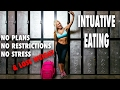 Weight Loss Program: Intuitive Eating