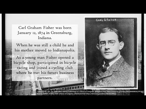 All Speed: Carl G. Fisher