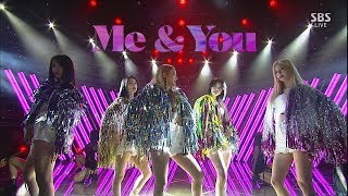 EXID (이엑스아이디) - ME&YOU Comeback Week Stage Mix 무대모음 교차편집