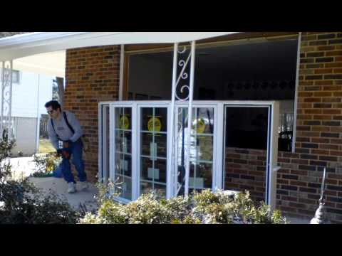 Pella Install For The Adams Family 2010 Youtube