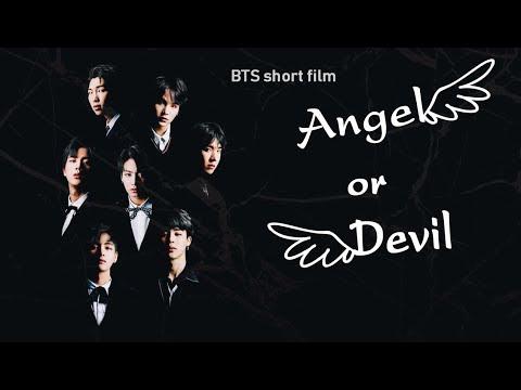 [BTS Shortfilm] Angel or Devil