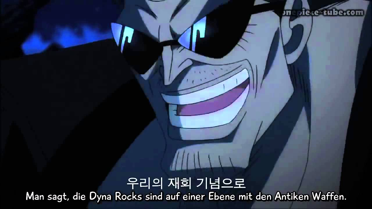 One Piece Film Z Ger Sub