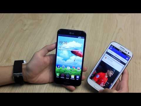 Đánh giá nhanh LG Optimus G Pro - CellphoneS
