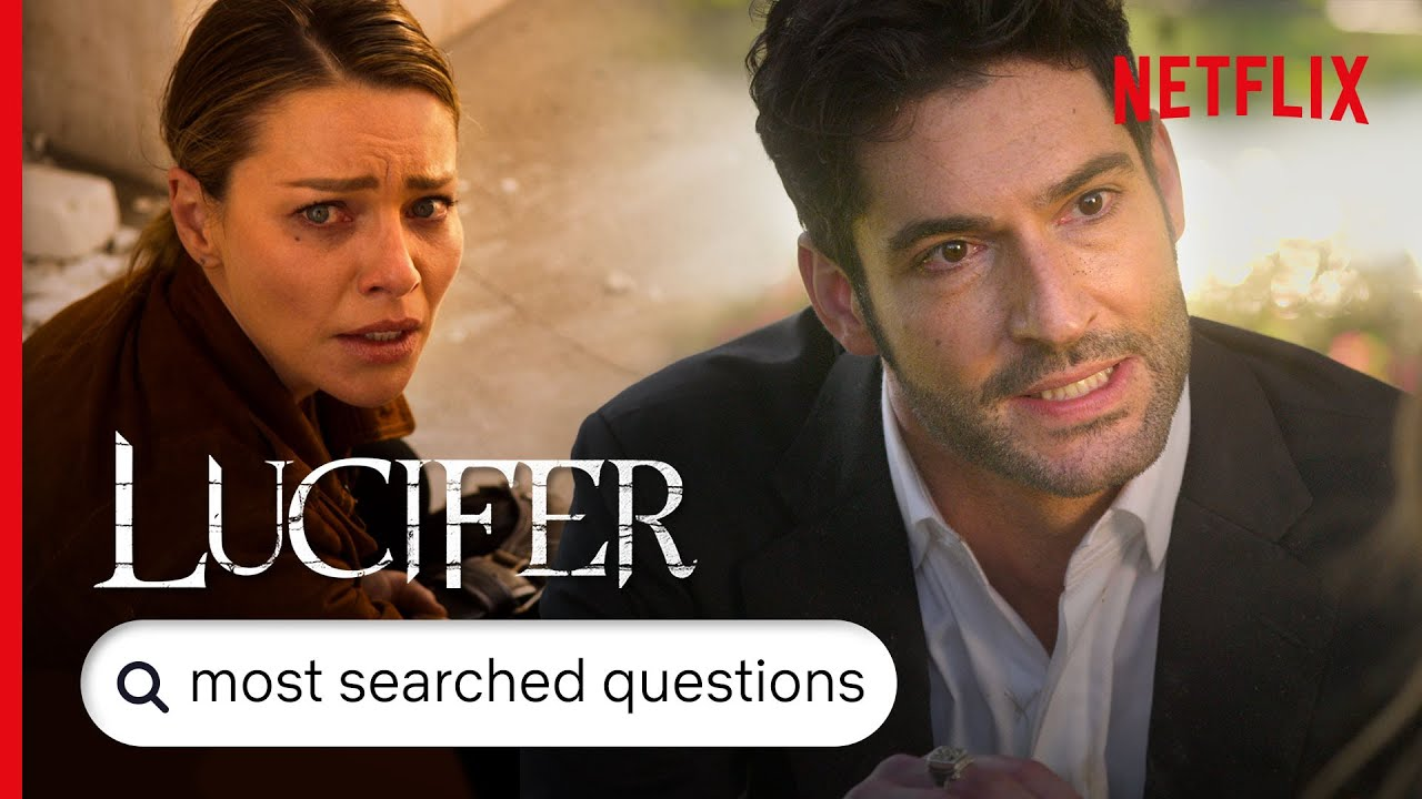 Download Lucifer - Answers to the Most Searched For Questions About Season 5   Netflix