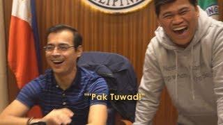 (Part 2/2) Mayor Isko, nagi-guilty. Baka daw siya singilin. Ano kaya ito?