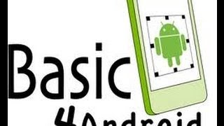 Android Games programming tutorial using Basic4Android - Part 1