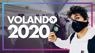 Así es volar en 2020 | La Nueva Normalidad