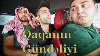"""Əlixan Rəcəbov - """"Qaqanın gündəliyi"""""""