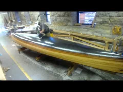 Canoe Builder ShopCam 072616
