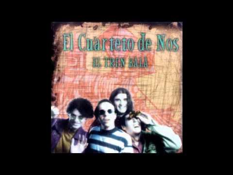 el cuarteto de nos - el cuarteto tapicero ( el tren bala 1996)