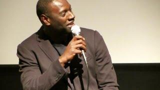 Omar Sy - The Intouchables -  LA Oscar Screening