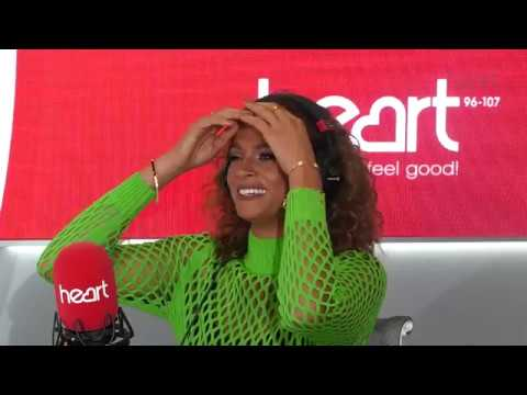 Alesha Dixon Rapping With Emma Bunton Beatboxing Is The Best Thing Ever!