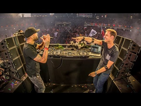 Armin van Buuren Live at Tomorrowland 2015
