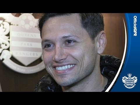 MAURO ZARATE EXCLUSIVE | FIRST QPR INTERVIEW