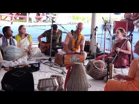 Bhajan - Gaura-Shakti - Toronto 24hr Kirtan - 3