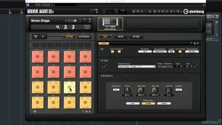 Cubase 8 102: SongwritersMusicians Toolbox - 9. Groove Agent SE Drum Patterns