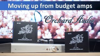 GaN? A class D amp that is different. Orchard Audio Power amp review.