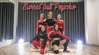Sweet but Psycho - AVA MAX | Mina Myoung Choreography | BAAT Dance Cover