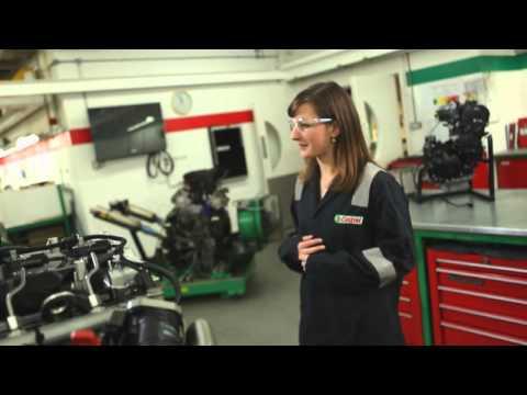 BP's Graduates - Ruth, a chemist