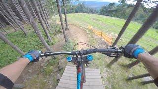 Live on Track - Bikepark Spicak | Tag 12 | #LYLTRIP2k16 | Felix´s Welt