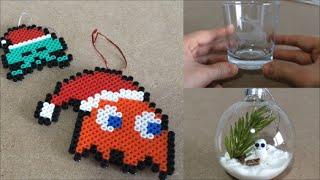 3 Simple Diy Christmas Decoration Ideas!