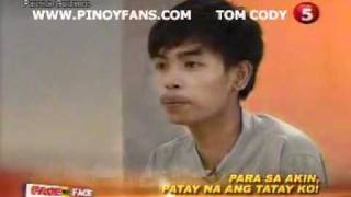 FACE TO FACE ON TV5 EPISODE 142 - PARA SA AKIN, PATAY NA ANG TATAY KO (2/5)