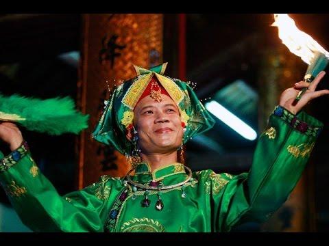 Vietnamese Dong - Hát Chầu Văn Hầu Đồng ( Lễ hội PHủ Dầy NAM ĐỊNH 2015 )
