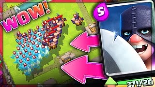 SO MANY EXECUTIONERS • Clash Royale MASS EXECUTIONER!
