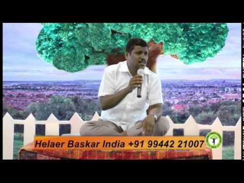 Healer Baskar Wiki, Age, Wife, Family, Caste, Bio, Net ...