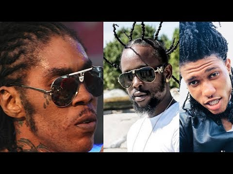 Vybz Kartel Gave Sikka Rymes The Go-Ahead To DISS POPCAAN | Popcaan Run For Str@p