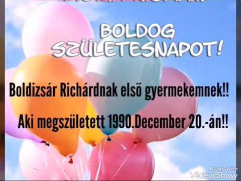 boldog szülinapot fiam Boldog születésnapot kívánok fiam..   YouTube boldog szülinapot fiam