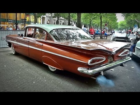 Chevrolet Bel Air 1959 Sound