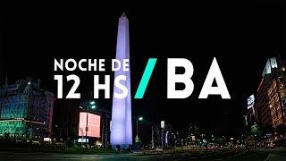 12 hs de Noche - Buenos Aires