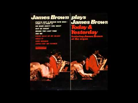 James Brown  Out of sight - Organ