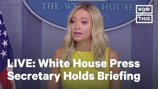 White House Press Briefing — August 10, 2020 | LIVE | NowThis