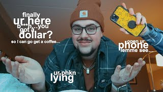 what's on my iPhone 11 Pro Max + coffee run