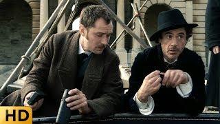 Холмс и Ватсон на могиле воскрешения Блэквуда. Шерлок Холмс.
